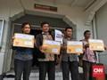 Jokowi Diadukan ke 4 Lembaga Negara soal Pidato 'Berantem'