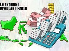 Data dan Fakta: Pertumbuhan Ekonomi Kuartal II-2018