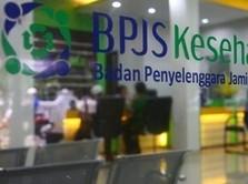 'Bailout Langkah Tepat Pemerintah Selamatkan BPJS Kesehatan'