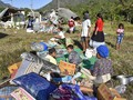Polri Terjunkan 4 Kompi Personel Bantu Korban Gempa Lombok