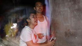 FOTO: Gempa 7 SR Guncang Lombok