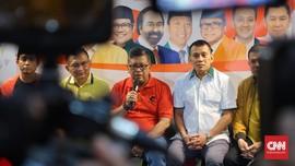 Akhir Pekan, Timses Jokowi-Ma'ruf Matangkan Program Prioritas