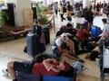 Tiket Keluar Lombok Ludes, Turis Membeludak di Bandara