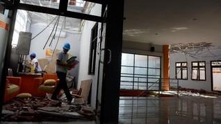 Dilanda Gempa, Listrik di Sebagian Wilayah Lombok Masih Padam
