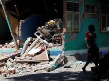 Gempa Lombok: 98 Tewas dan 2.700 Turis Dievakuasi