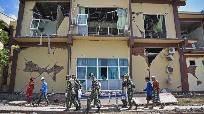 Taiwan Tawarkan Bantuan Bangun 100 Rumah Pasca Gempa Lombok