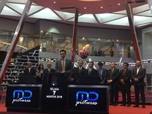 Meroket 600%, Bursa Setop Perdagangan Saham FILM Mulai Besok