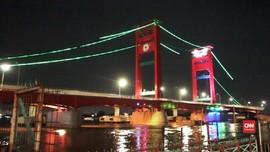 VIDEO: Wajah Baru Palembang dalam Pekan Asian Games 2018