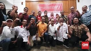 Relawan Jokowi Klaim Bergerak di Luar Tim Sukses