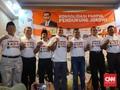 Sekjen Parpol Koalisi Ikut Jokowi Tanggalkan Baju Kotak-kotak
