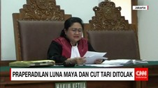 Prapradilan Status Tersangaka Luna Maya & Cut Tari Ditolak