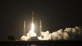 SpaceX Akan Luncurkan Kloter Pertama Satelit Starlink
