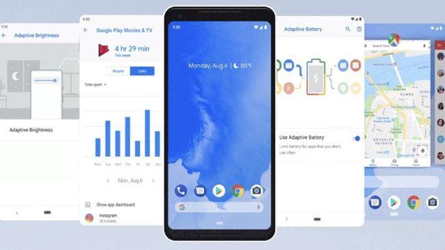 6 Fitur Unggulan Android 9.0 Pie