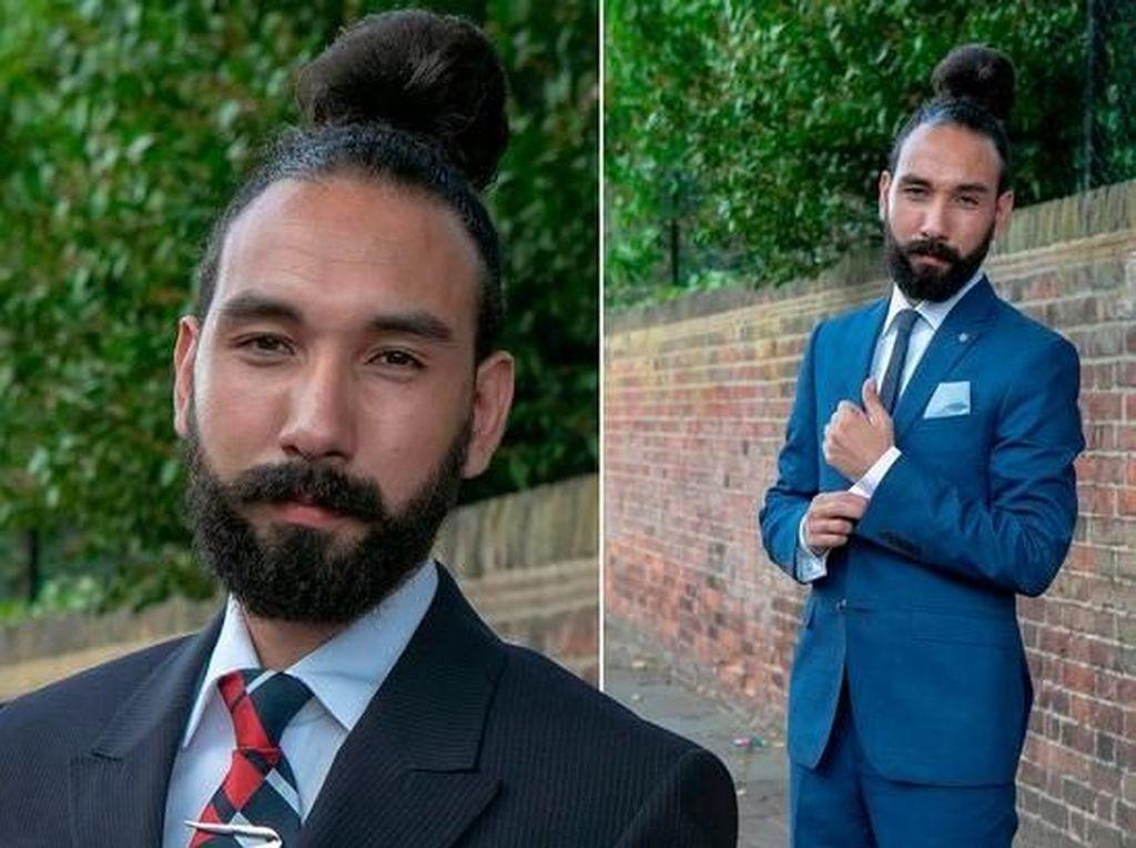 Pria Ini Merasa Didiskriminasi Setelah Dipecat Karena Rambut yang Dikonde