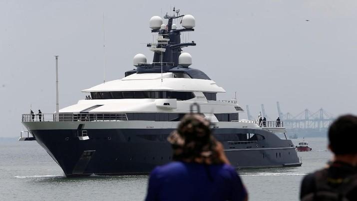 RI Kembalikan Kapal Pesiar 1MDB Rp 3,5 T, Ini Kata Malaysia