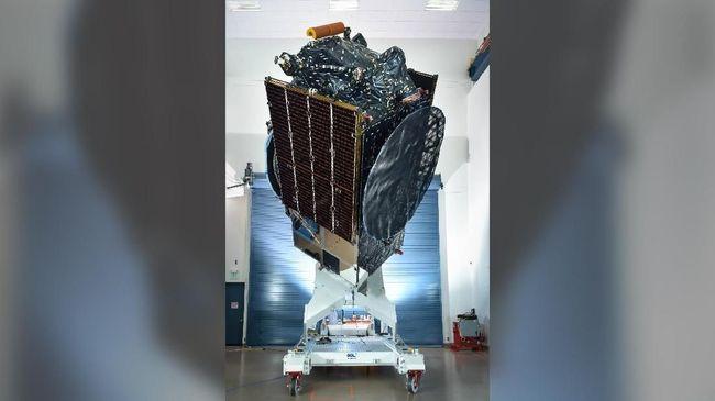 3 Fakta Satelit Merah Putih Seharga Rp2,4 Triliun