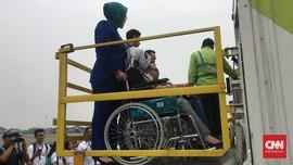 Waktu Tempuh Atlet Asian Para Games Diprediksi Lebih Lama