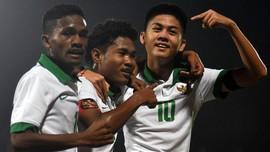 Pemain Timnas Indonesia 'Nyoblos' Pemilu di Spanyol