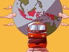 Simak 7 Jalur Kereta Baru yang Akan Beroperasi di Tahun Ini