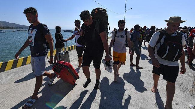 Cerita Horor WNA Terjebak di Puncak Rinjani Saat Gempa Lombok