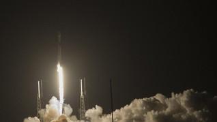 Korea Selatan Berhasil Uji Mesin Roket Ruang Angkasa