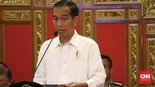 KPU Pastikan Pidato 'Berkelahi' Jokowi Tidak Bisa Diusut