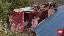 Gempa Lombok, Pengungsi Capai 270 Ribu Orang