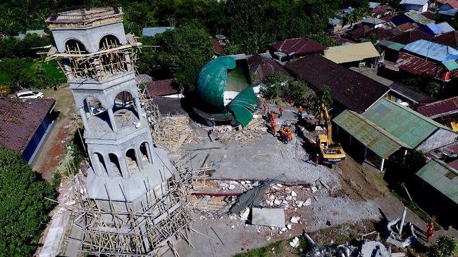 2019, Pencairan Dana Alokasi Khusus Daerah Bencana Dipercepat