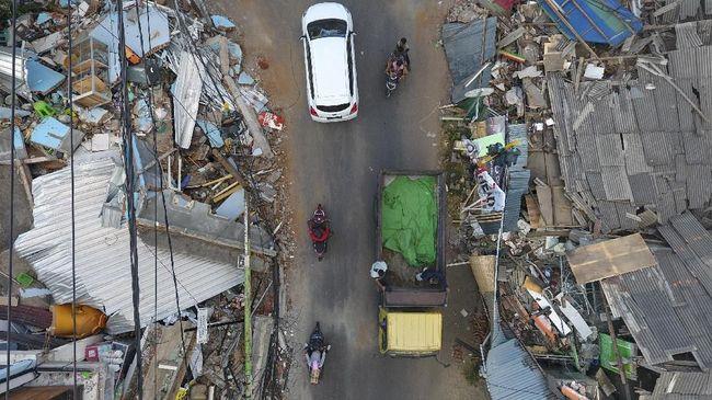 Korban Tewas Gempa di Lombok Utara Capai 347 Orang