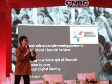 Kominfo: Target Inklusi Keuangan 75% di Akhir 2019