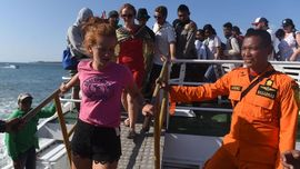 Pasutri Malta Diguncang Gempa Lombok Saat Berbulan Madu