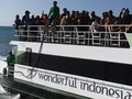 Usai Gempa, Wisman Tak Surut Menikmati Lombok