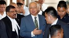Najib Bebas dengan Jaminan Rp12,5 Miliar