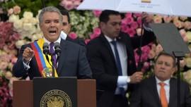 Presiden Baru Kolombia Ivan Duque Janji Berdamai dengan FARC