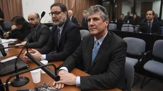 Mantan Wakil Presiden Argentina Dihukum Karena Korupsi