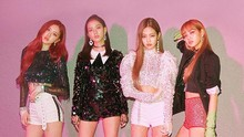 Dua Lipa dan BLACKPINK Berpadu di 'Kiss and Make Up'