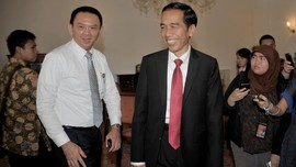 Jokowi dan Ahok Ucap Bela Sungkawa untuk Ustaz Arifin Ilham