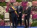 VIDEO: Presiden Baru Kolombia Janji Berdamai dengan FARC