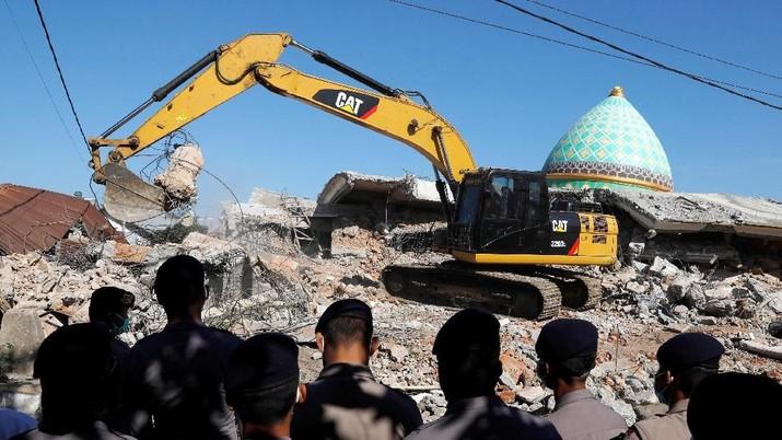 BTN Bebaskan Bunga dan Denda Kredit Bagi Korban Gempa Lombok