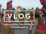 Begini Rintangan Tim Ekspedisi Demi Terangi Papua