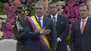 Pemerintah Kolombia Janji Temui Pedemo Akhiri Protes Panjang