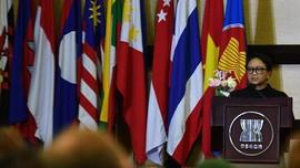 Menlu RI: Kerap Dikritik, ASEAN Tetap Penting bagi Kawasan