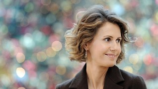 Istri Presiden Suriah Mulai Perawatan Lawan Kanker