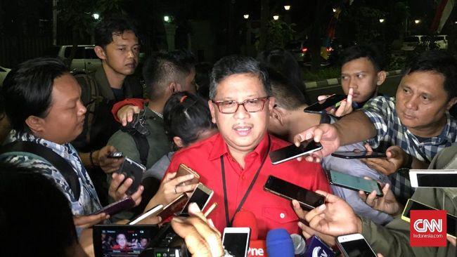 Koalisi Pendukung Jokowi Finalisasi Tim Pemenangan Besok