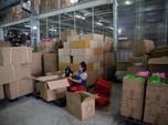 Ekspor China Melejit di Juli, karena Corona?