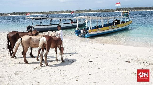 Kebangkitan Pariwisata Lombok dengan BPLS