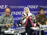 Pengangguran & Kemiskinan Naik, Begini Ramalan INDEF di 2019