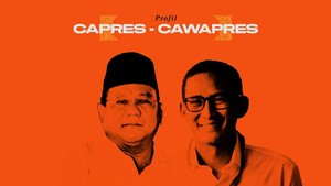 INFOGRAFIS: Prabowo dan Sandiaga, Duet Militer-Pengusaha