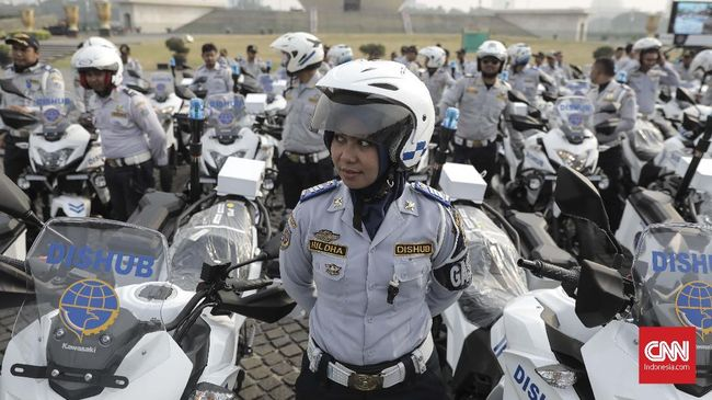 Pegawai Dishub DKI Dilarang Bawa Kendaraan Pribadi Tiap Rabu