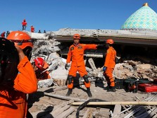 1.266 Fasilitas Publik di Lombok Rusak Akibat Gempa